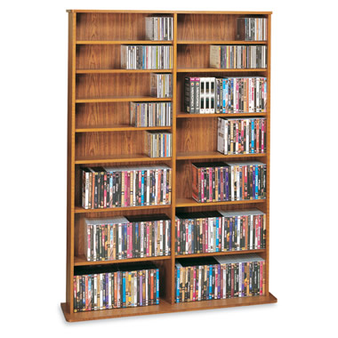 The Collector's 500-CD Rack.