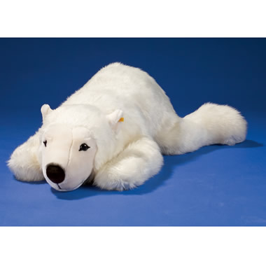 The 4-Foot Steiff Polar Bear.