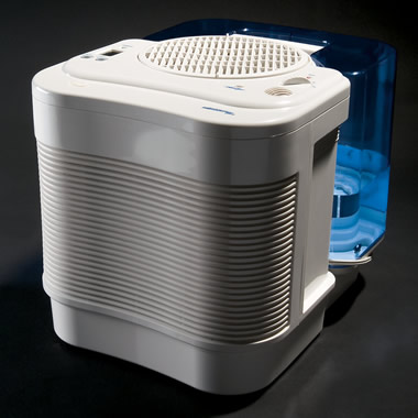 The Anti-Microbial Cool Mist Humidifier.