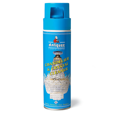 The No Wipe Crystal Chandelier Cleaner