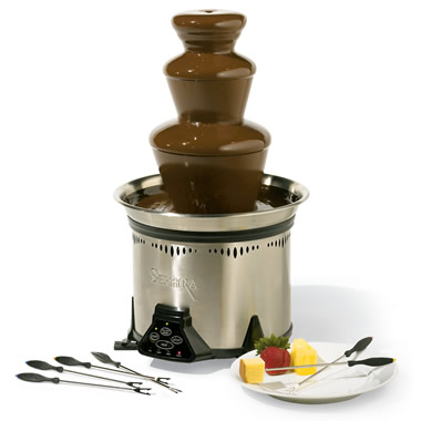 The Caterer's Chocolate Fountain.