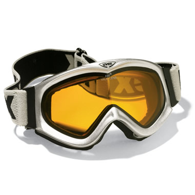 The Electronic Optic Ski Goggles.