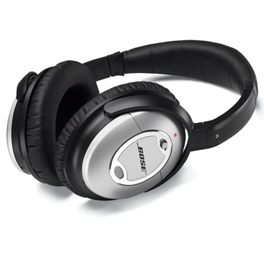 The Bose Noise Reduction Headphones.