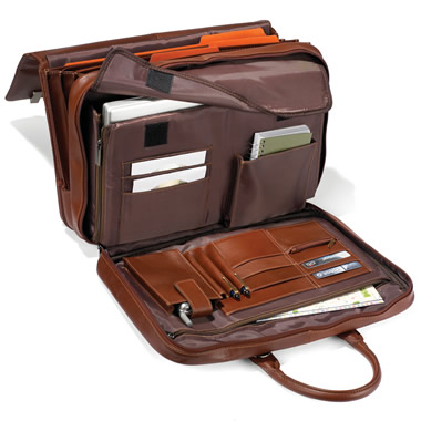 The File Cabinet Briefcase.