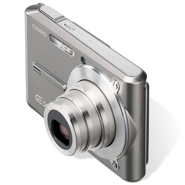 The Credit-Card Sized Digital Camera.