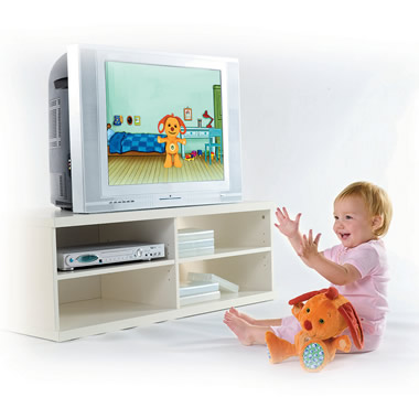 The Child's Developmental Synchronized Plush and DVD.