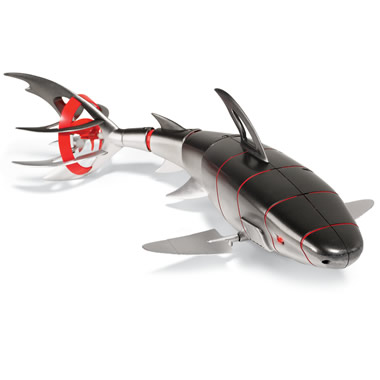 The Remote Controlled Robotic Bull Shark