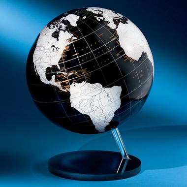 The 12-Inch Onyx Globe.