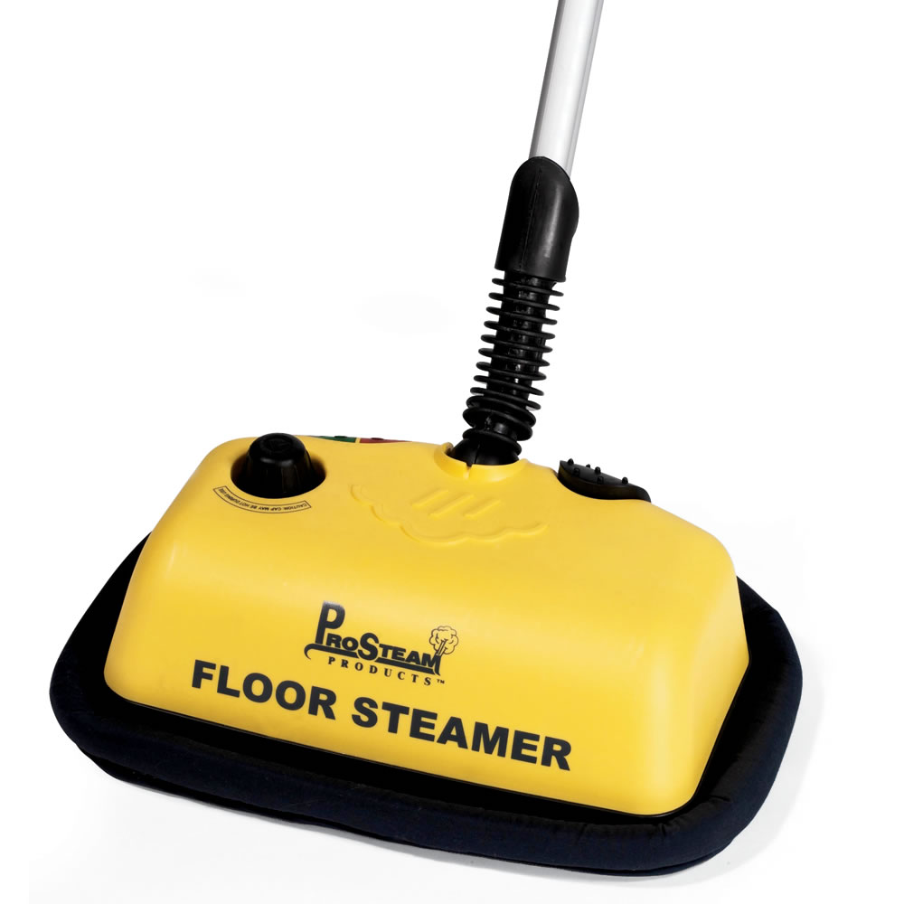 steam floor cleaners the surface floor steam cleaner hammacher schlemmer 12974