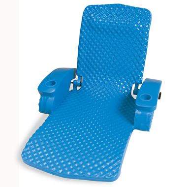 The Adjustable Pool Recliner.