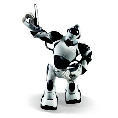 The 2-Foot Interactive Robosapien Robot.