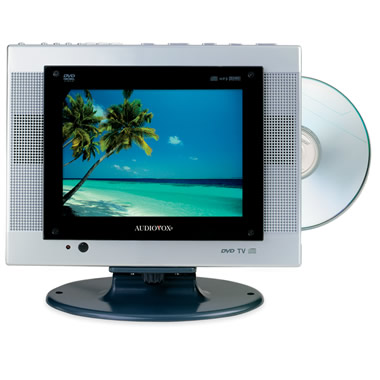 The Desktop LCD Flat Panel TV/DVD Player.