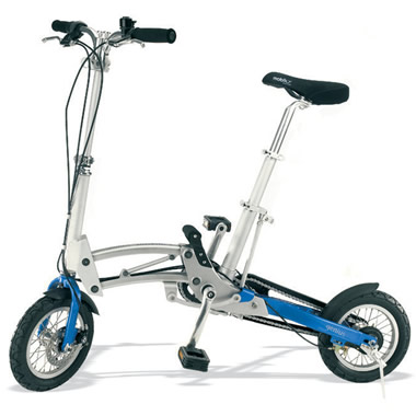 The Award-Winning Folding Bike.