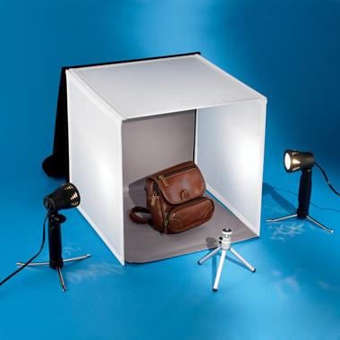 The Desktop Photo Studio.