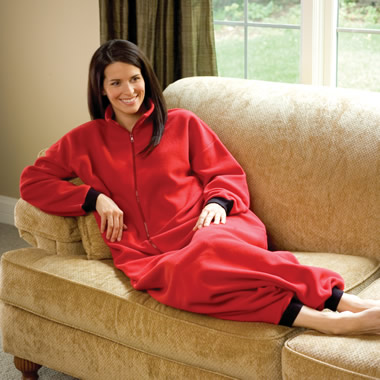 The Fleece Complete Body Lounger.