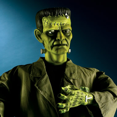 The 5 Foot Animated Frankenstein's Monster.