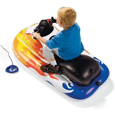 The Plug And Play Personal Watercraft Game.
