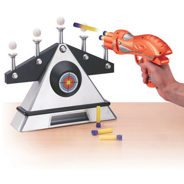 The Hovering Target Shooting Game.