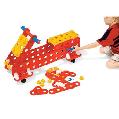 The Giant 121 Piece Building Kit