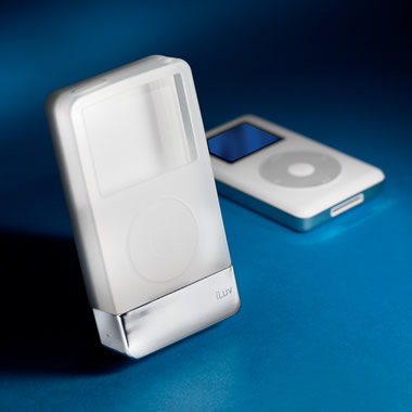 The Extender For 4GB iPod Nano.