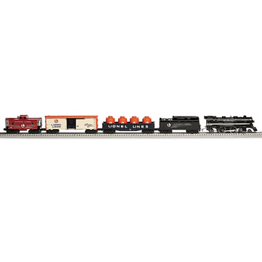 The Classic Lionel Lines Train Set.