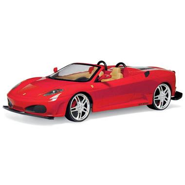 The 2 1/2-Foot Remote Control Ferrari.