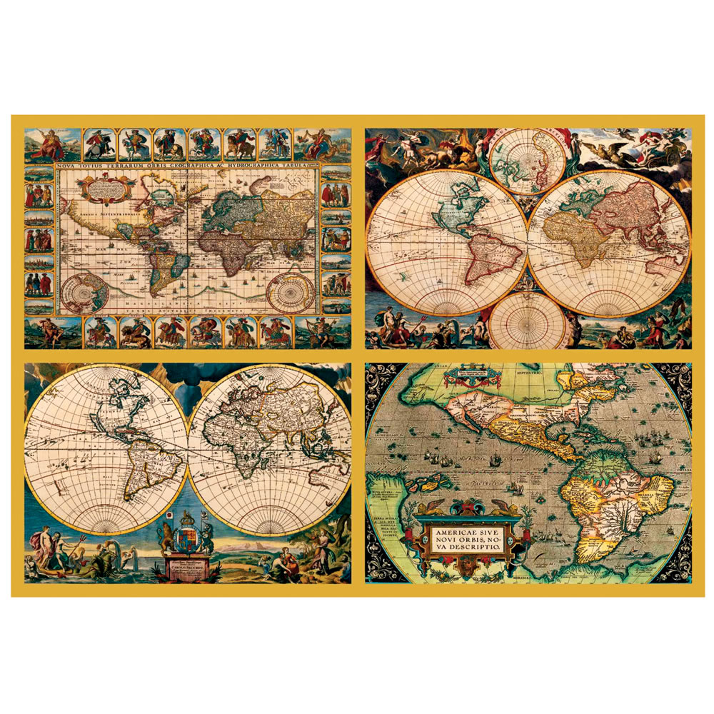 The 18000 piece jigsaw puzzle hammacher schlemmer gumiabroncs Images