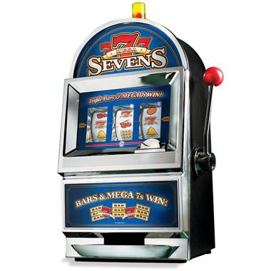 The Tabletop Slot Machine