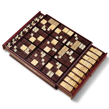 The Sudoku Enthusiast's Tabletop Game