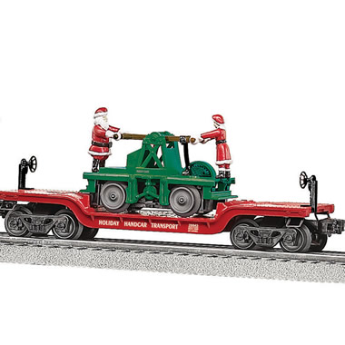 North Pole Central Freight Expansion Pack.