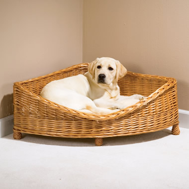 The Corner Pet Bed Small.