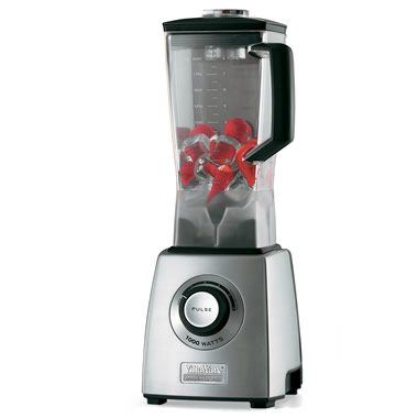 The Commercial High-Speed Blender.