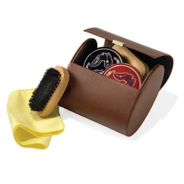 The Basic Shoe Shine Kit.