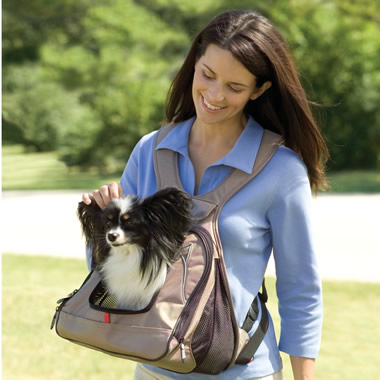 The Wearable Pet Carrier
