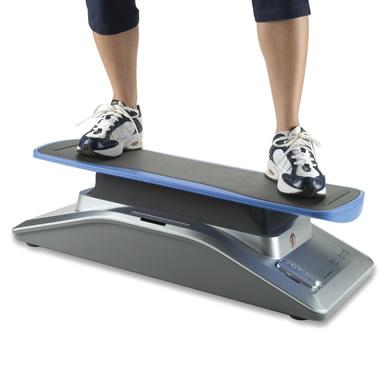The Balance Board Trainer.