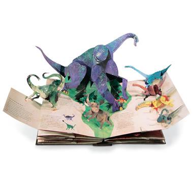 The Award Winning Sabuda And Reinhart Pop Up Book of Dinosaurs.