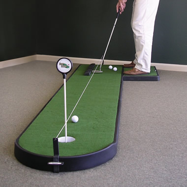The Complete Putting Stroke Improvement System.
