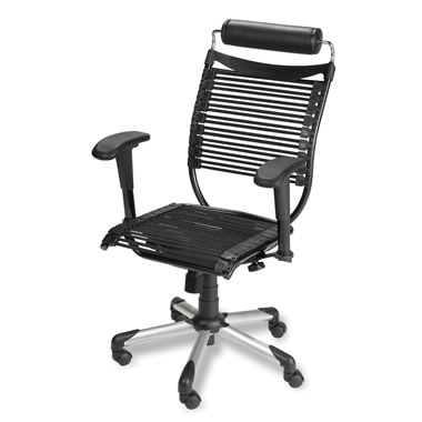 The Elastic Ergonomic Office Chair.