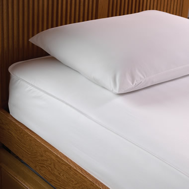 The Best Allergen Barrier Bedding 15-Inch Deep King Mattress Casing.
