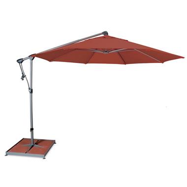 The 10' Cantilever Multi-Position Umbrella.