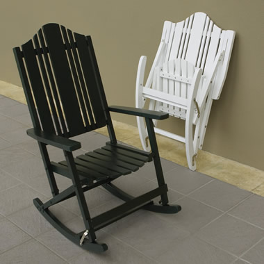The Classic Folding Rocker.