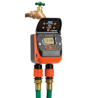 The Dual Hose Programmable Timer