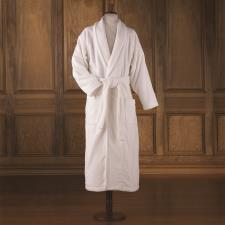 The Hammacher Schlemmer Genuine Turkish Cotton Luxury Bathrobe
