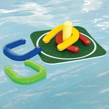 The Aquatic Horseshoe Game.