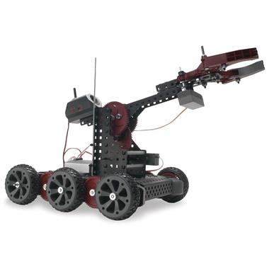The Award Winning Remote Controlled Robot Kit.