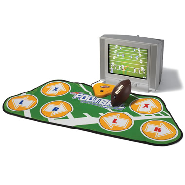 The Plug And Play Football Game.