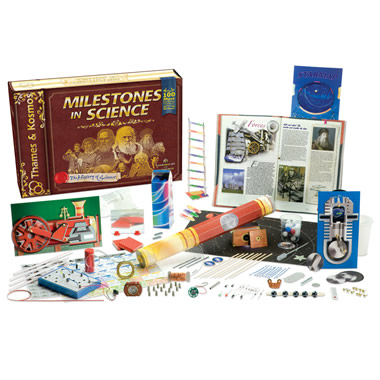 The 100-Experiment History of Science Kit.