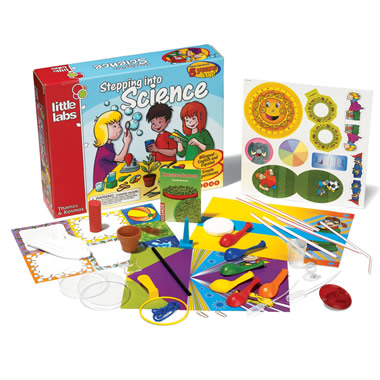The Child's First Science Kit.