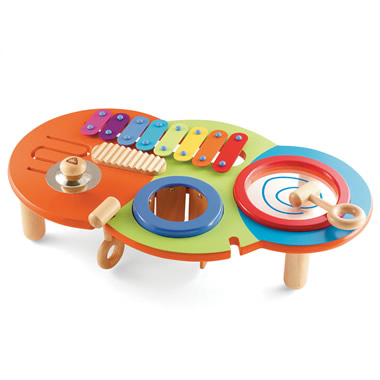 The Child's Wooden Music Maker.