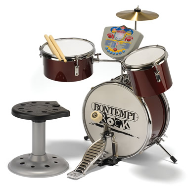 The Child's Audio Tutor Drum Set.